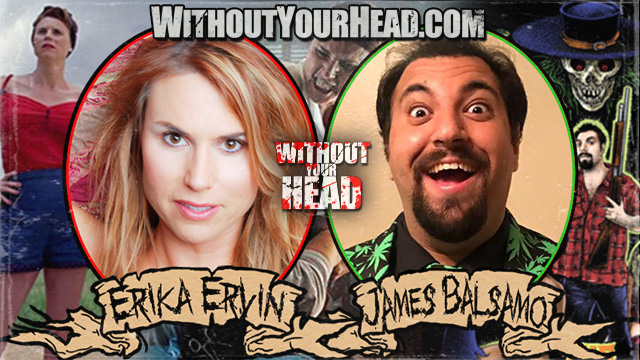 Erika Ervin and James Balsamo