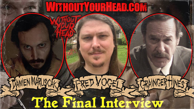 The Final Interview and Buffalo Dreams